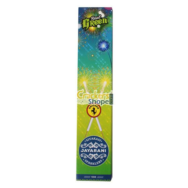 10cm_Green_Sparklers_Crackersshope.com